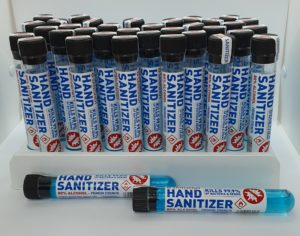 Hand Sanitizer 50ml tubes