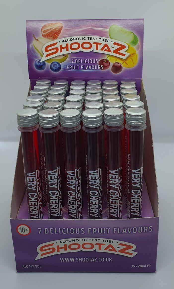 Cherry Shots