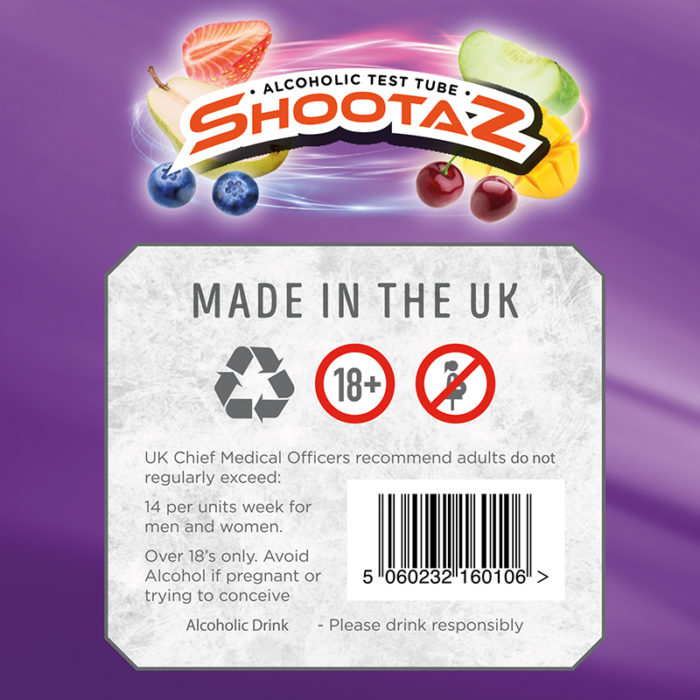Shootaz Shots Party Box